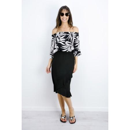 Masai Clothing Saphira Skirt - Black