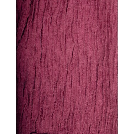 Grizas Katya Crinkle Linen Scarf - Pink