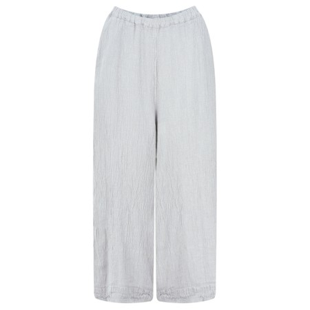 Grizas Juste Linen Culottes - Beige