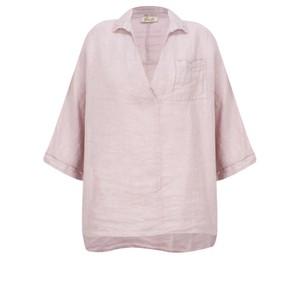 Fenella  Iris EasyFit Shirt with Pocket