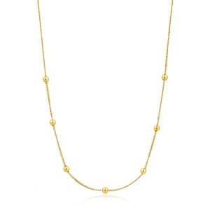 Ania Haie Modern Beaded Necklace