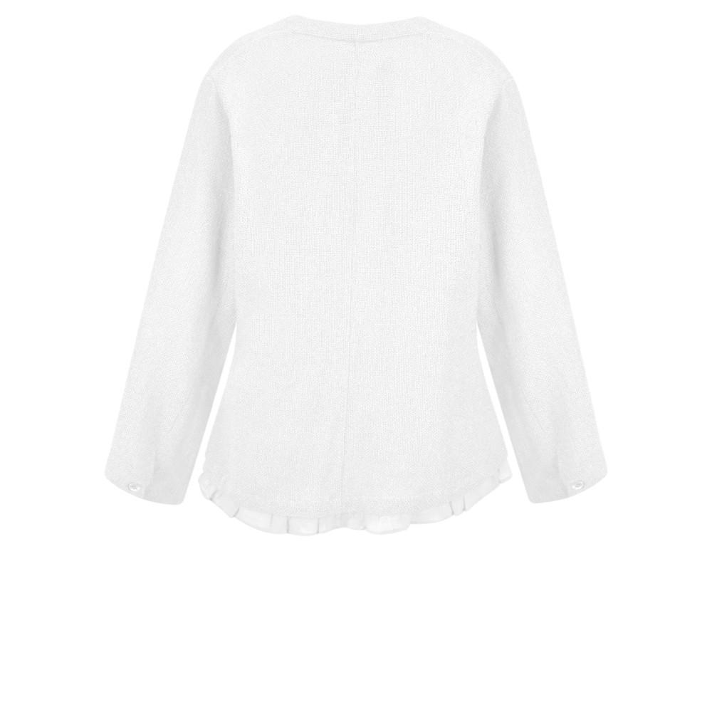 Masai Clothing Jenelle Jacket White