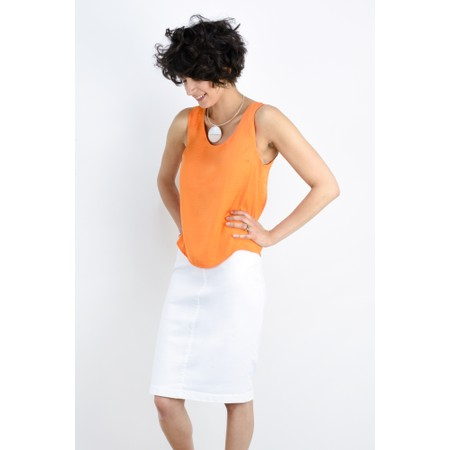 ICHI Crissy Top - Orange