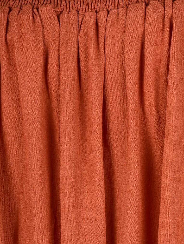 Mokokai Summer Crepe Bardot Top main image