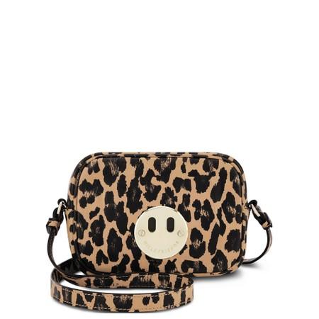 Hill & Friends Happy Mini Camera Bag - Beige
