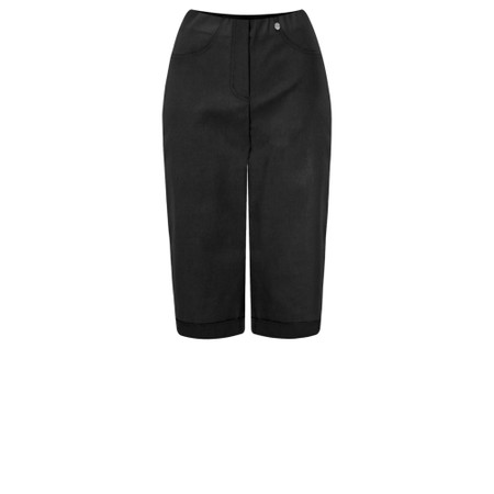Robell  Bella 05 Slimfit Short - Black