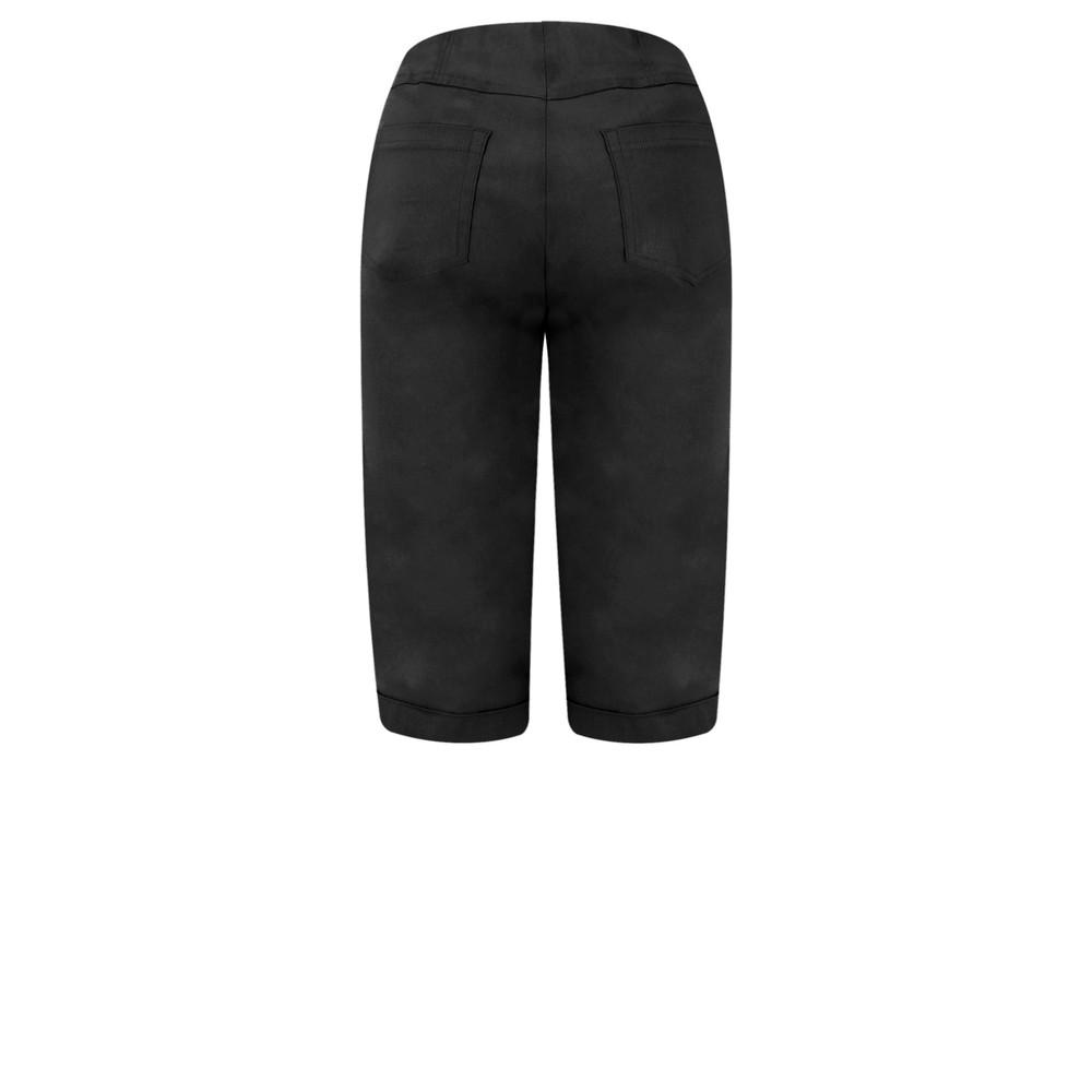 Robell Bella 05 Black Slimfit Short Black 90