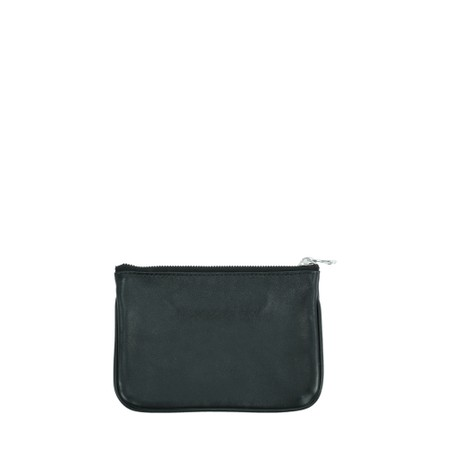 Hill & Friends Happy Mini Pouch - Black