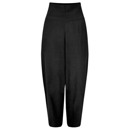 Masai Clothing Pen Culotte - Black