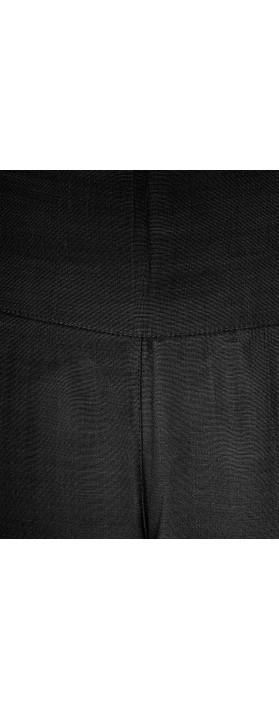 Masai Clothing Pen Culotte Black