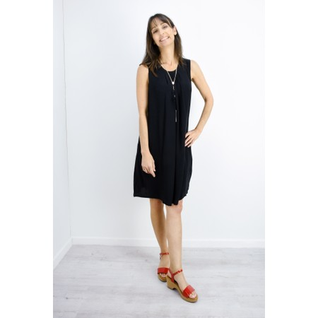 Masai Clothing Harper Tunic Dress - Black