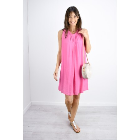 Masai Clothing Harper Tunic Dress - Pink