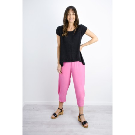 Masai Clothing Pen Culotte - Pink