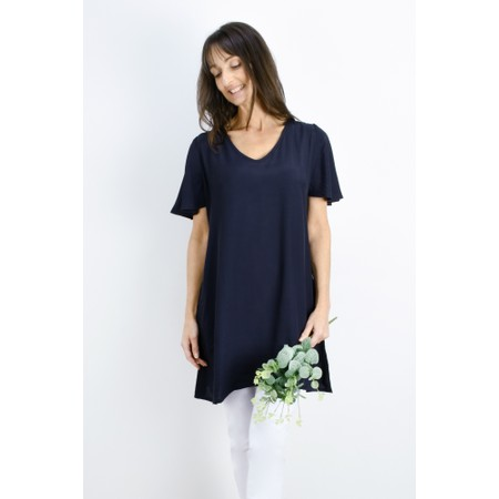 Masai Clothing Gitussa Tunic - Blue