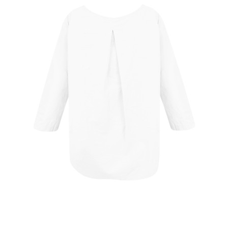 Aisling Dreams Astrid Pocket Top - White