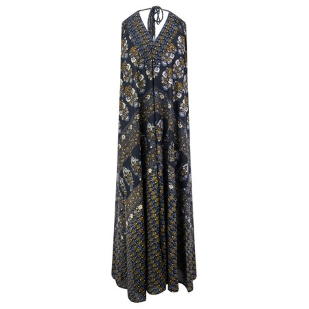 Lara Ethnics Lima Santa Fe Maxi Dress  - Black