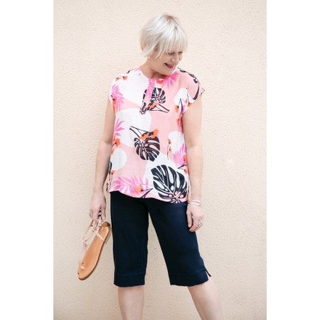 Masai Clothing Electra Top - Pink