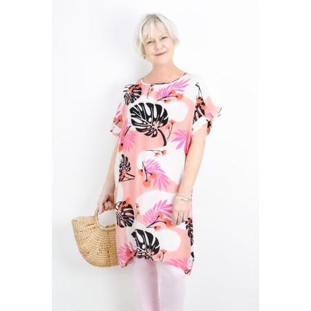 Masai Clothing Nara Dress - Pink