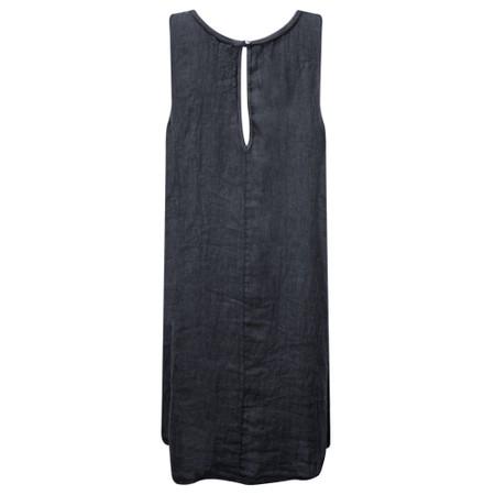 Luella Charley Linen Dress - Blue