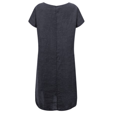 Luella Alicia Linen Dress  - Blue