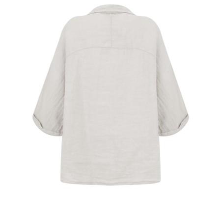 Fenella  Iris EasyFit Shirt with Pocket - Beige