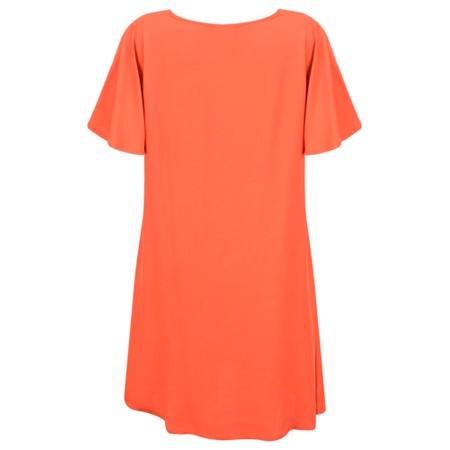 Masai Clothing Gitussa Tunic - Orange