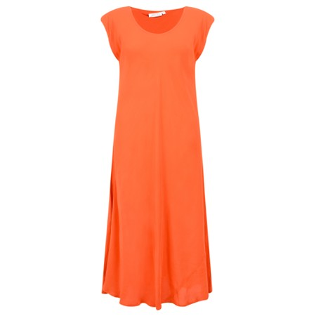 Masai Clothing Unni Dress - Orange