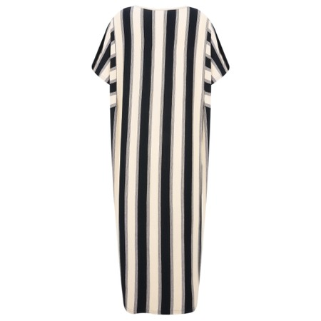 Masai Clothing Nessi Stripe Dress - Multicoloured