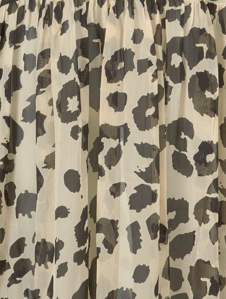 Neoma Leopard Print Dress main image
