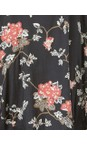Masai Clothing Pumpkin Org Olwina Oriental Floral Dress