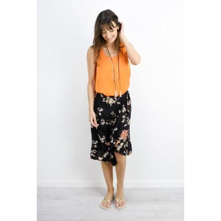 Masai Clothing Samatha Skirt - Orange