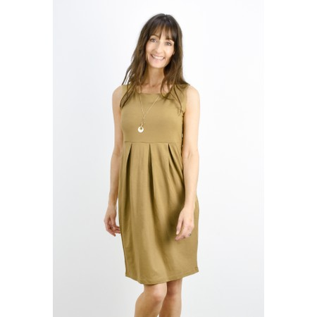 Masai Clothing Hadas Tunic Dress - Green