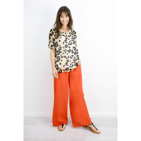 Masai Clothing Perinus Trousers - Orange