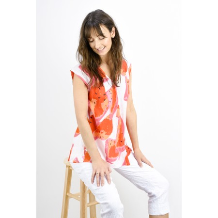 Masai Clothing Kani Top - Pink