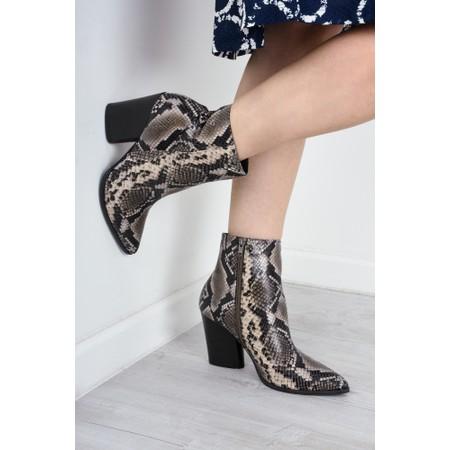 Kennel Und Schmenger Jolie Western Boot  - Grey