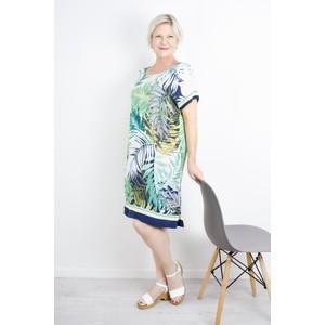 Sandwich Clothing Palm Leaf Jungle Dress