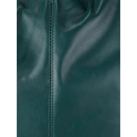 Gemini Label Bags Sophy Slouchy Leather Bag - Green