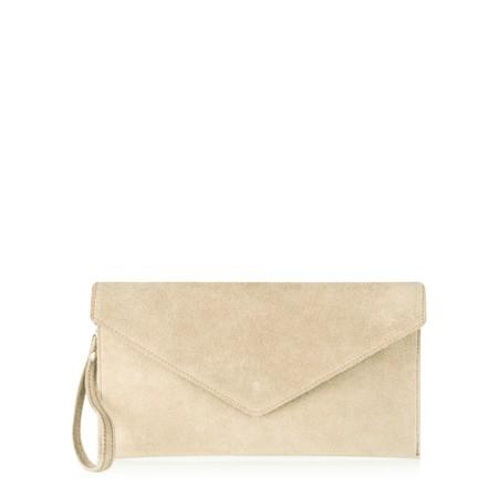 Gemini Label  Paluzza Handbag - Beige