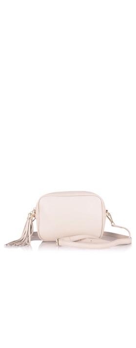 Gemini Label Bags Connie Cross Body Bag SmokeRose