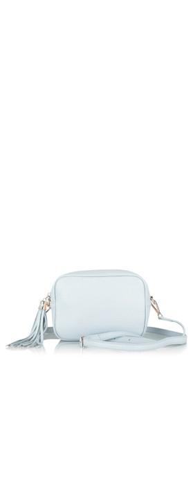 Gemini Label Bags Connie Cross Body Bag Duck Egg