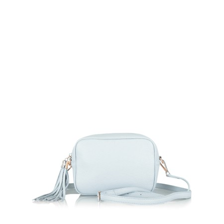 Gemini Label  Perca Shoulder Bag - Blue