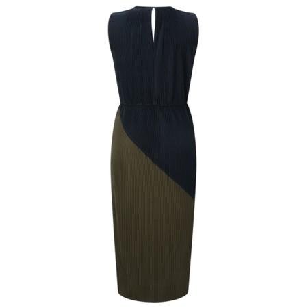 Great Plains Marnie Jersey Sleeveless Dress - Green