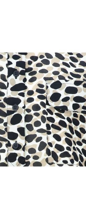 Great Plains Cara Leopard Shirt  Cara Leopard