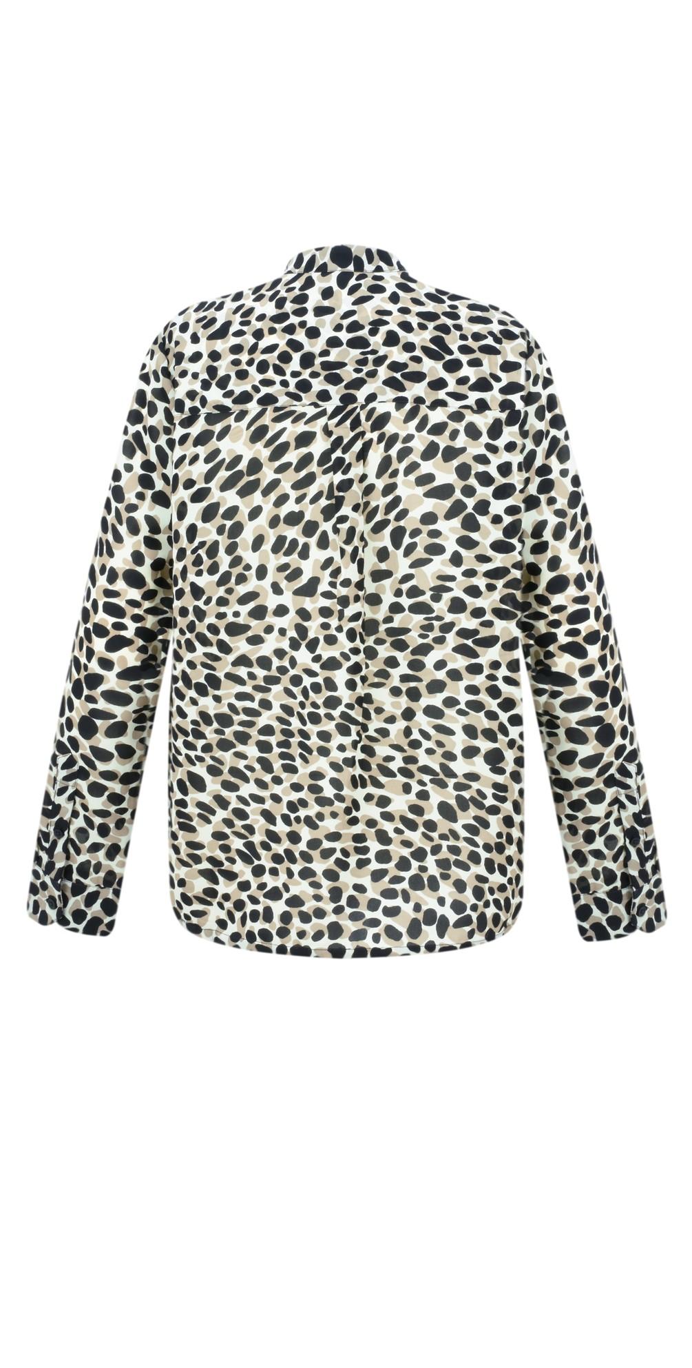 Cara Leopard Shirt  main image