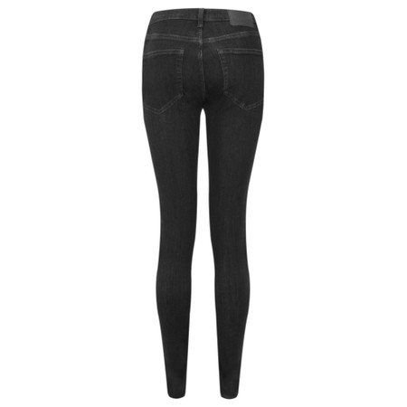 French Connection Rebound Skinny Jeans - Black