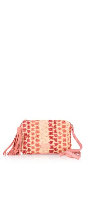 Kanna Merni Dot Cross Body Bag Multi
