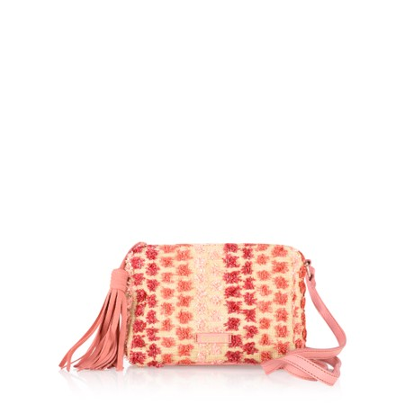Kanna Merni Dot Cross Body Bag - Multicoloured