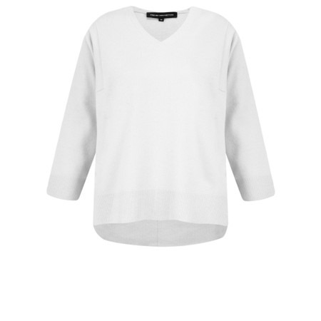 French Connection Ebba Vhari Jumper - Blue