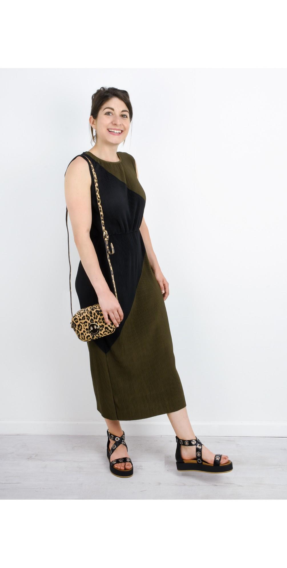 Marnie Jersey Sleeveless Dress main image