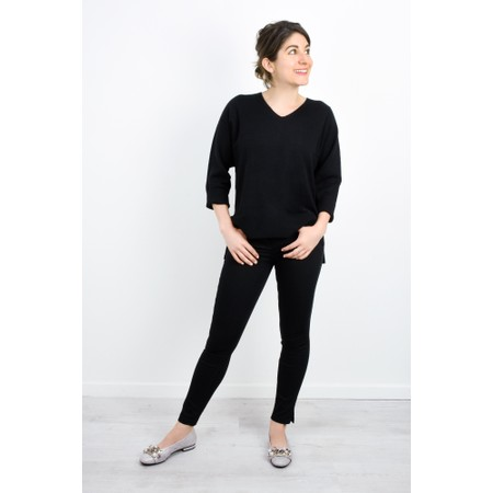 French Connection Ebba Vhari Jumper - Black